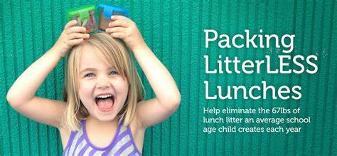 Litterless Lunches