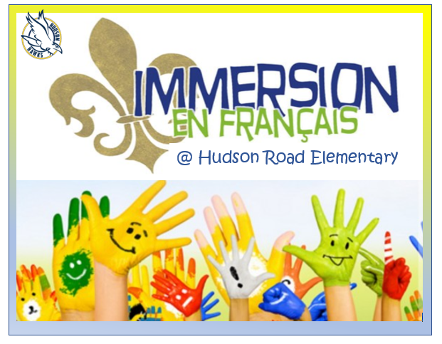 Gr. 4 Middle Entry French  Immersion @ Hudson Road Elementary