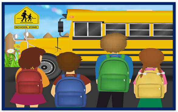 Bus Registration is open for 2020-21 School Year
