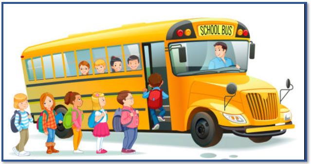 Bus Registration is Open for the 2021-22 School Year